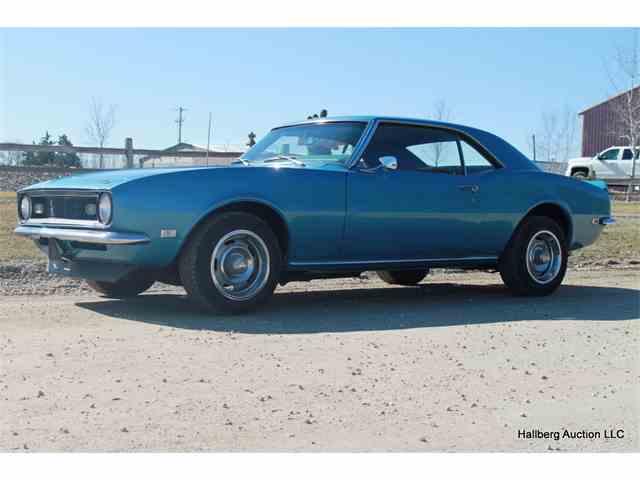 1968 Chevrolet Camaro | 965247