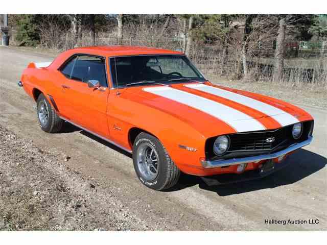 1969 Chevrolet Camaro | 965249