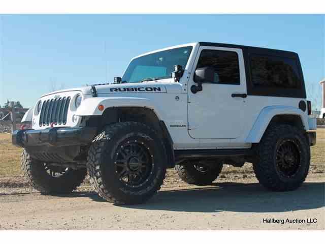 2014 Jeep Wrangler | 965253