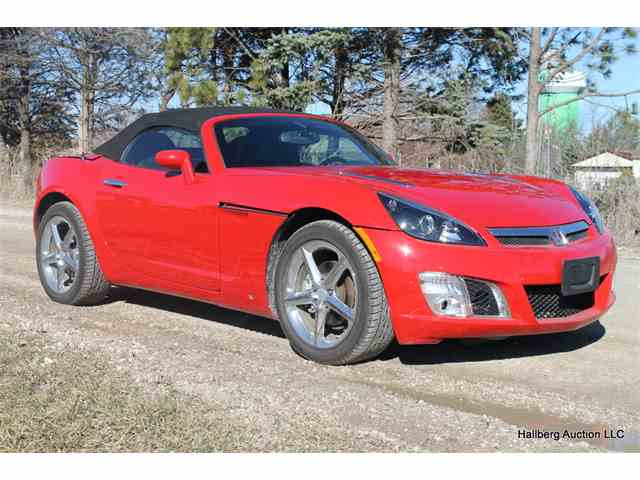 2008 Saturn Sky Redline Convertible | 965257