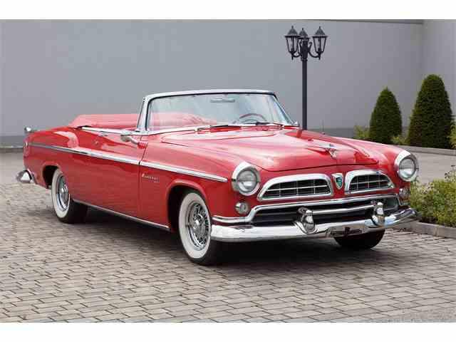 1955 Chrysler Windsor   965263