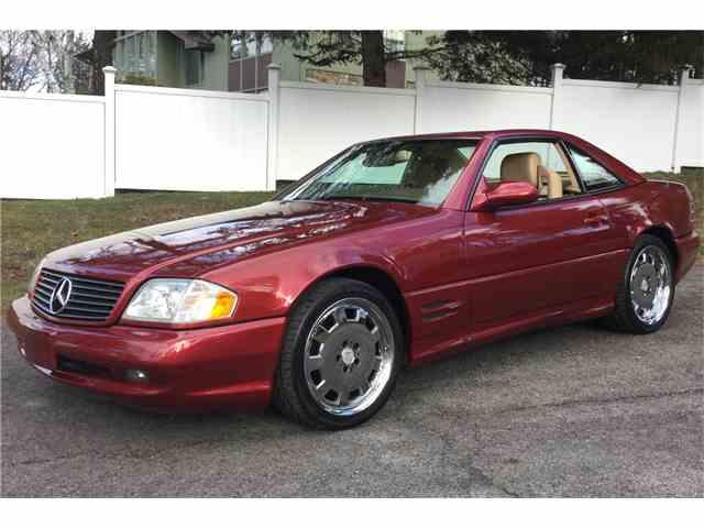1999 Mercedes-Benz SL500 | 965265