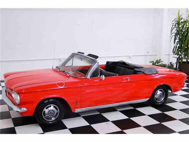 1963 Chevrolet Corvair Monza | 965267