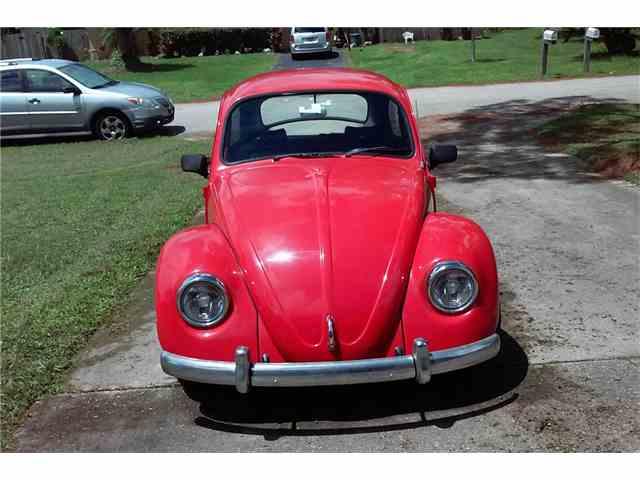 1967 Volkswagen Beetle | 965269