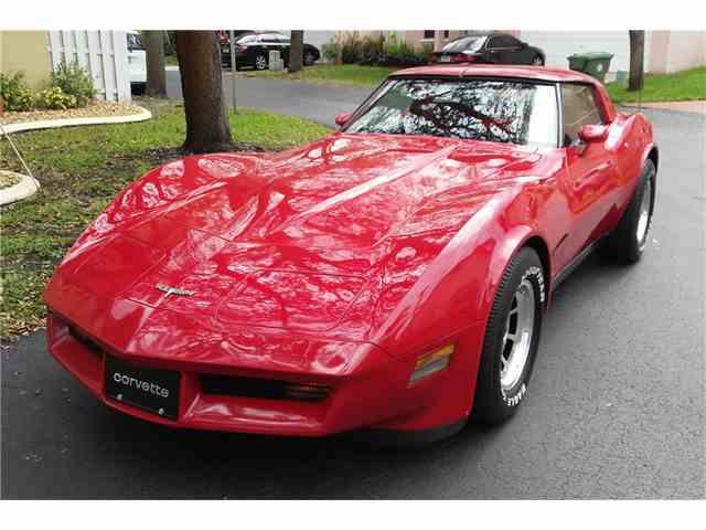 1981 Chevrolet Corvette | 965276