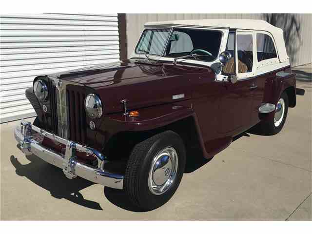 1949 Willys Jeepster | 965279