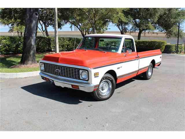 1972 Chevrolet C/K 10 | 965280