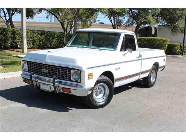 1972 Chevrolet C/K 10 | 965283