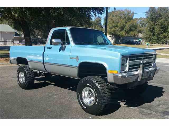 1985 Chevrolet C/K 10 | 965289