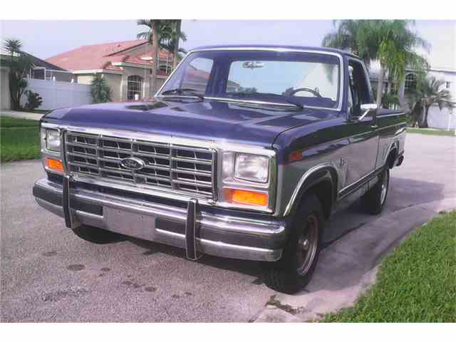 1986 Ford F150 | 965290
