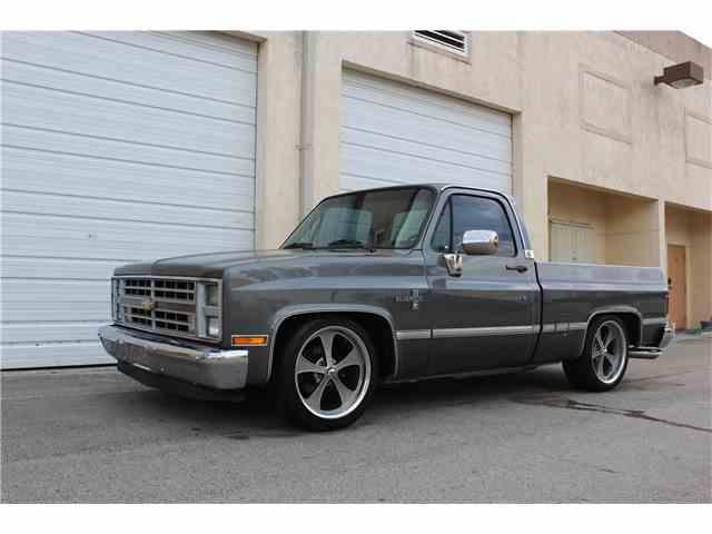1987 Chevrolet Silverado | 965291