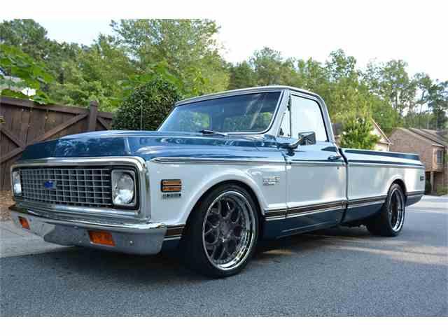 1969 Chevrolet C/K 10 | 965295