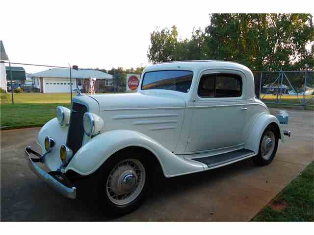 1935 Chevrolet 3-Window Pickup | 965296