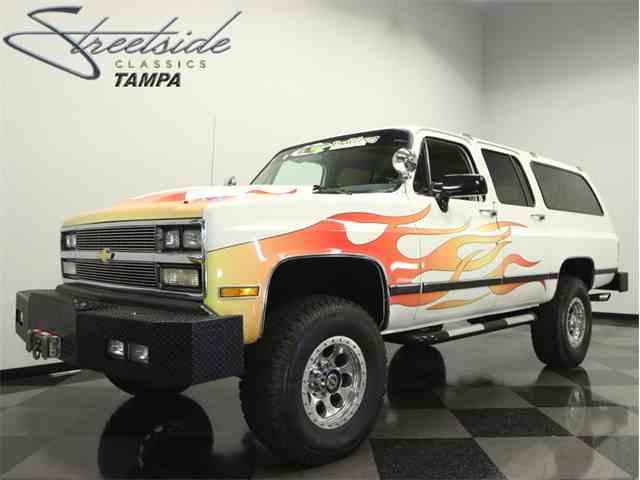 1991 Chevrolet Suburban | 960053