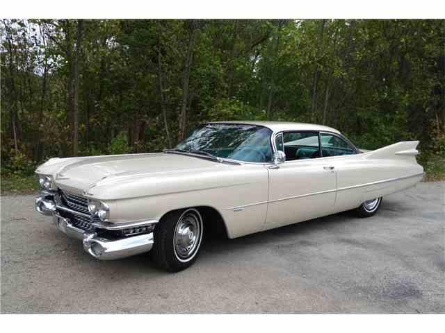1959 Cadillac Series 62 | 965300