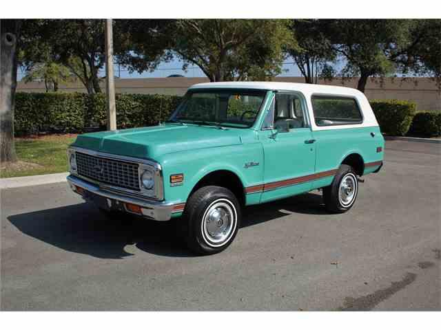 1972 Chevrolet K5 Blazer | 965301