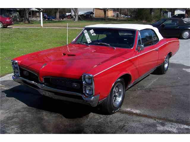 1967 Pontiac GTO | 965306