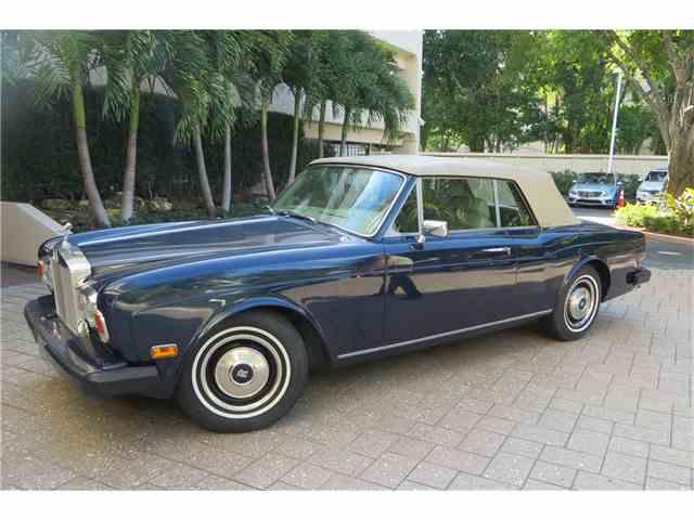 1980 Rolls-Royce Corniche | 965310