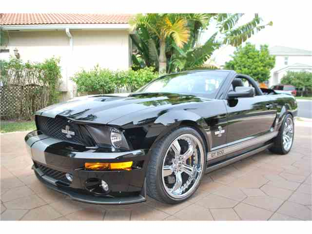 2007 Shelby GT500 | 965316