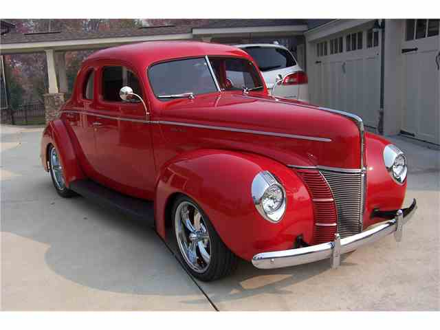 1940 Ford Deluxe | 965329