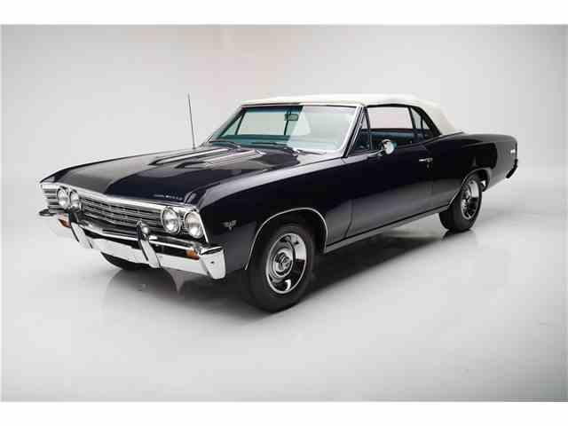 1967 Chevrolet Chevelle Malibu | 965336