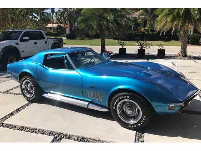 1969 Chevrolet Corvette | 965354
