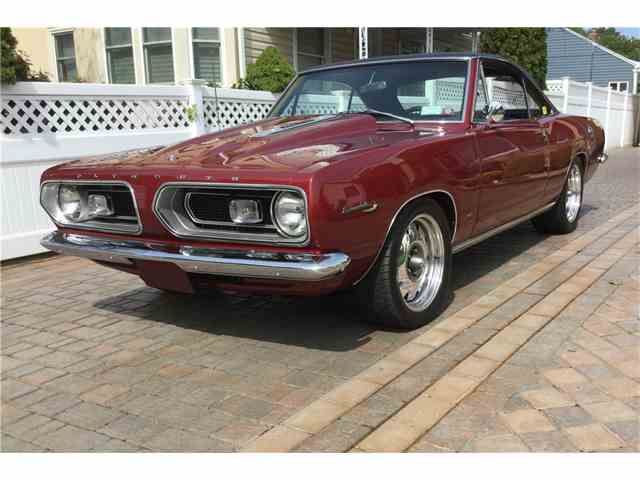 1967 Plymouth Barracuda | 965357