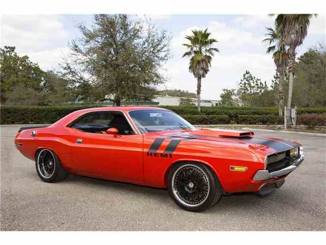 1970 Dodge Challenger | 965369