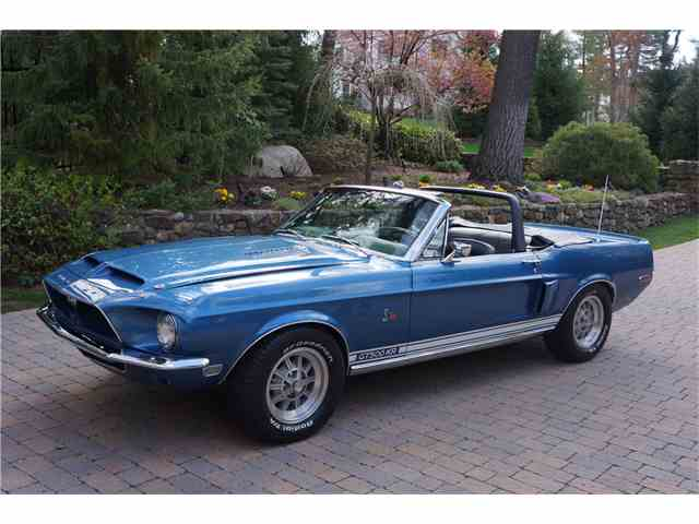 1968 Shelby GT500 | 965386