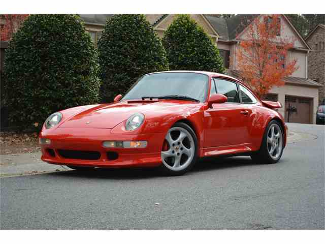 1996 Porsche 911 Turbo | 965388
