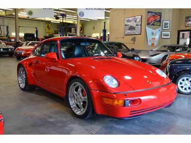 1994 Porsche 911/964 3.6 TURBO 'S' FLACHBAU | 965396
