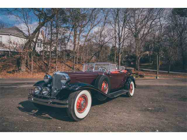 Picture of Classic '31 Imperial located in CONNECTICUT Auction Vehicle Offered by Dragone Classic Motorcars - KOWL