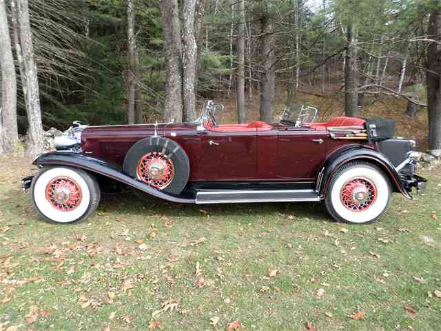 1931 Chrysler CG Imperial Dual Cowl | 965397