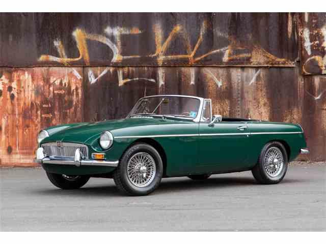 1966 MG MGB | 965399
