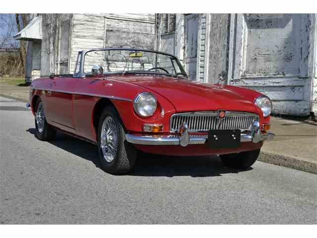 1967 MG MGB | 965403