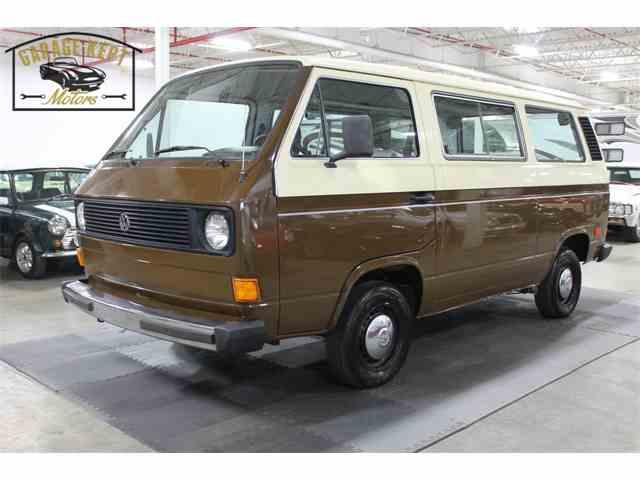 1982 Volkswagen Vanagon | 965405