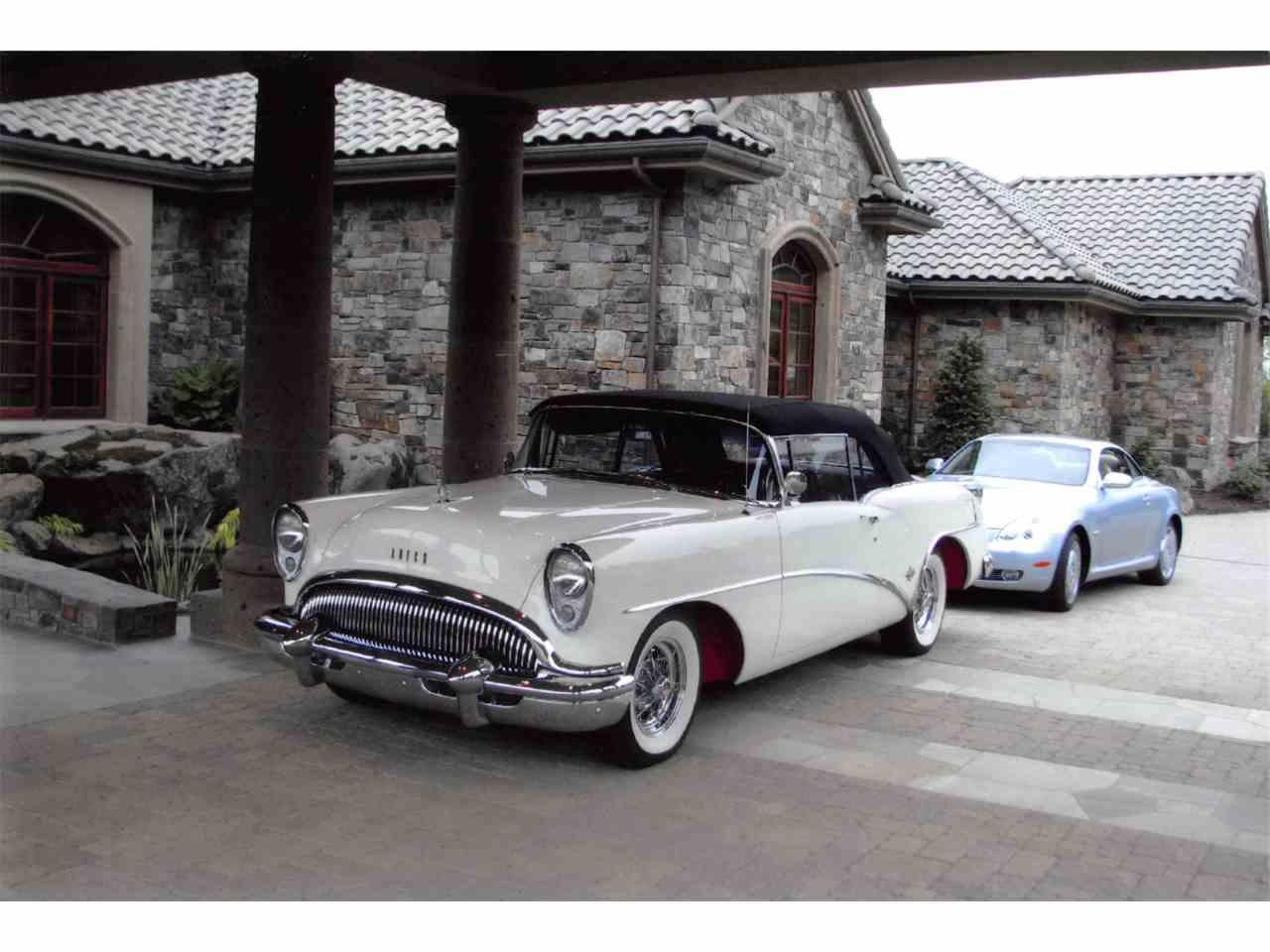 1954 buick skylark for sale cc 965428. Black Bedroom Furniture Sets. Home Design Ideas