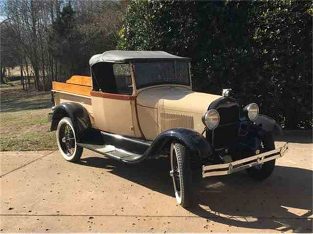 1929 Ford Model A Pickup | 965431