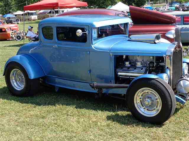 1931 Ford Model A Hot Rod | 965434