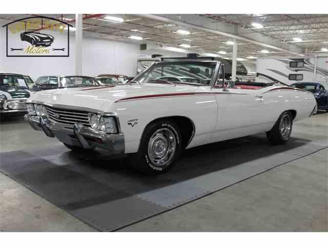 1967 Chevrolet Impala SS427 | 965437