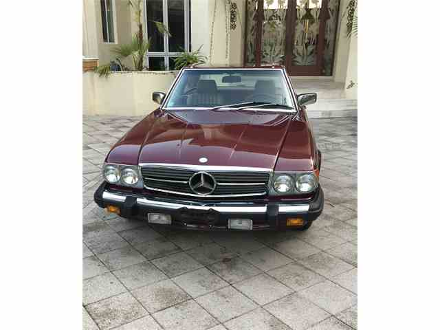 1986 Mercedes-Benz 560SL | 965438