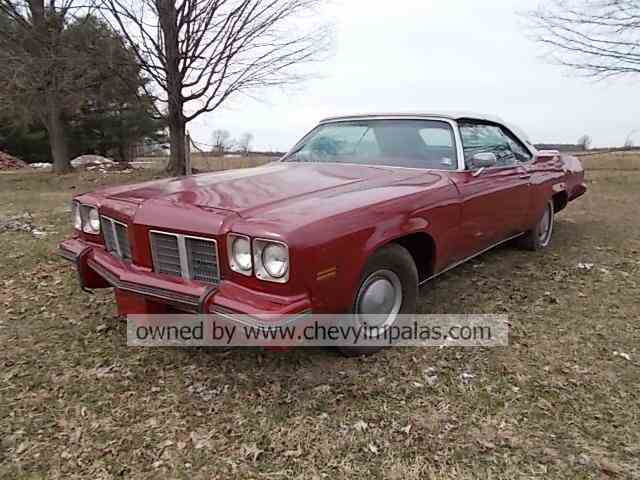 1975 Oldsmobile Delta 88 Convertible | 965440