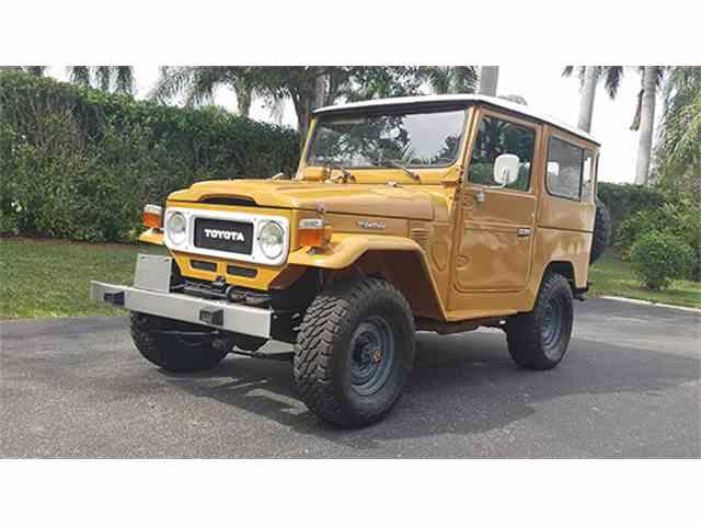 1982 Toyota Land Cruiser FJ | 965445