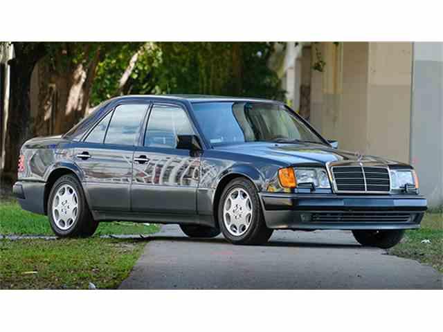 1993 Mercedes-Benz 500E Sedan   965447