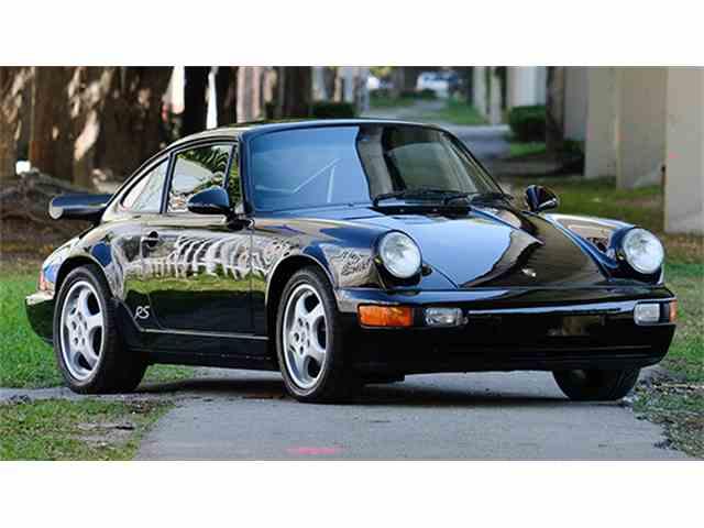 1993 Porsche 964RS America Coupe   965448