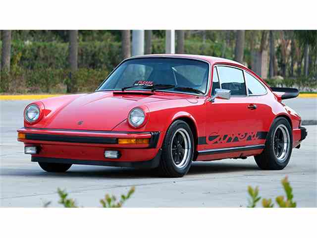 1975 Porsche Carrera   965449