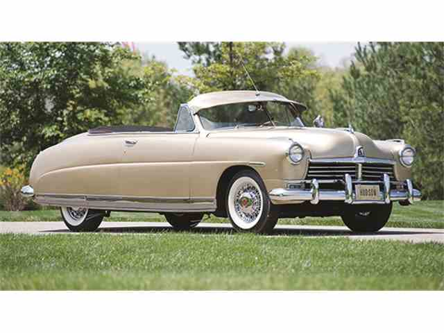 1949 Hudson Commodore Six Convertible Brougham | 965451