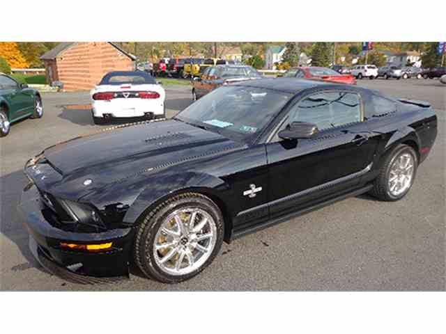 2008 Shelby Mustang GT500 KR Coupe | 965452
