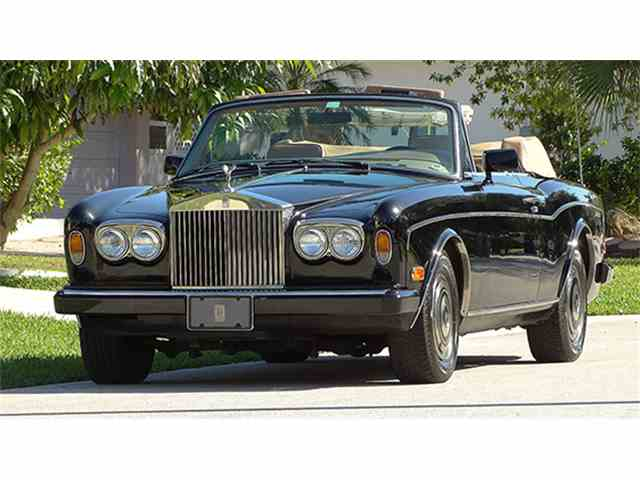 1988 Rolls-Royce Corniche Convertible | 965455