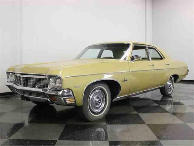 1970 Chevrolet Impala | 965456